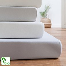 Estella  organic cotton fitted sheet