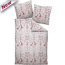 Janine Egyptian cotton sateen extra pillowcase