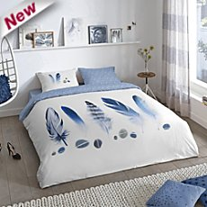 Good Morning Renforcé reversible duvet cover set