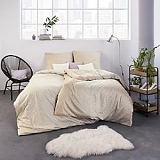 Estella Egyptian cotton sateen duvet cover set Tino