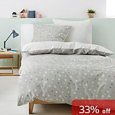 S. Oliver Renforcé reversible duvet cover set