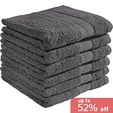 REDBEST  6-pack hand towels