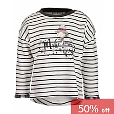 Blue Seven  baby long sleeve top