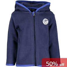 Blue Seven  baby fleece jacket