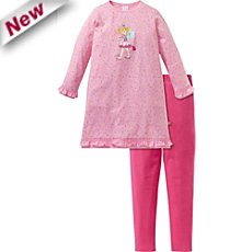 Schiesser  nightshirt with leggings