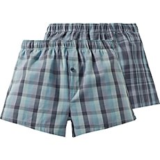 Schiesser  2-pack boys boxer shorts
