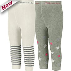 Sterntaler  2-pack leggings
