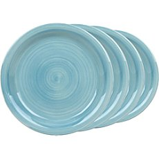 Könitz  4-pack dinner plates
