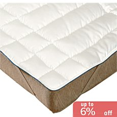 Irisette  2-pack mattress pads