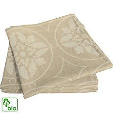 Adam  4-pack organic cotton napkins