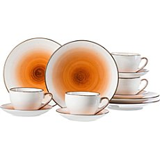12-pc coffee serving set