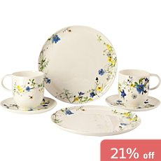 Rosenthal  6-pc breakfast set