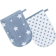 Bellybutton  2-pack kids wash mitts