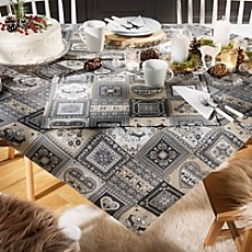 Erwin Müller jacquard square tablecloth