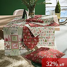 Apelt gobelin tapestry square tablecloth