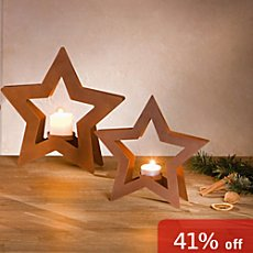 2-pack tealight holders