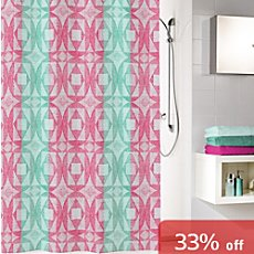 Barbara Becker  shower curtain Kadisha