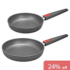 Woll  2-pc frying pan set