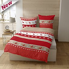 Casatex cotton flannel duvet cover set