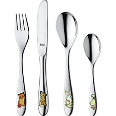 Silit  4-piece children's cutlery set