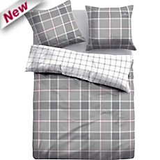 Tom Tailor cotton flannelette reversible duvet cover set