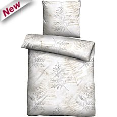 Biberna single jersey duvet cover set