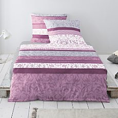 Irisette cotton sateen duvet cover set