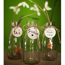 3-pack decoration bottles