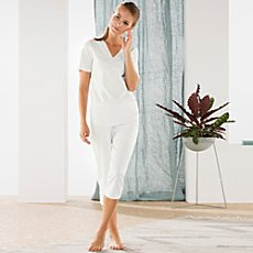 Rösch interlock jersey women short pyjamas