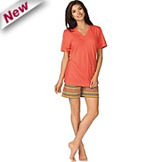 Comtessa single jersey women short pyjamas