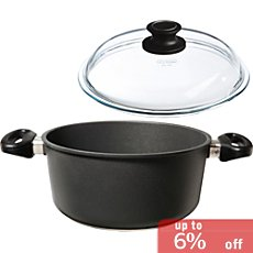 Gepolana  induction stew pot with lid