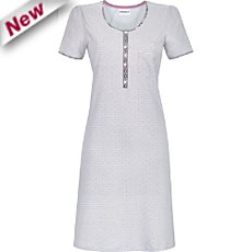 Ringella single jersey nightshirt