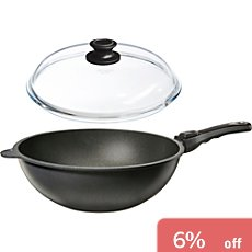 Gepolana  induction wok & lid