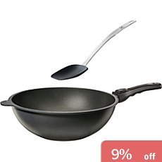 Gepolana  wok set, 2-parts