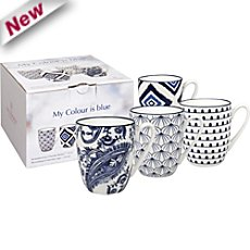 Könitz  4-pack coffee mugs