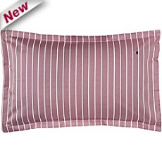 Tommy Hilfiger cotton sateen extra pillowcase