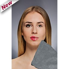 Erwin Müller 3-pack make-up remover face gloves