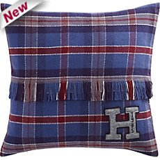 Tommy Hilfiger  filled cushion