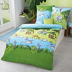 Kaeppel Renforcé kids duvet cover set