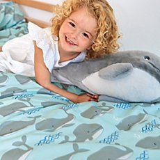Covers & Co. Renforcé kids reversible duvet cover set