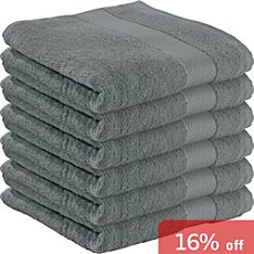 Erwin Müller  6-pack hand towels