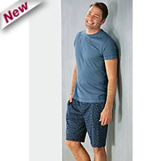 Jockey single jersey men´s short pyjamas