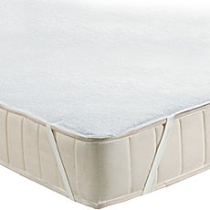 Erwin Müller waterproof terry mattress topper