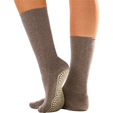 Kunert home socks with non-slip soles