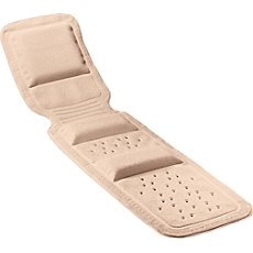 Wellness safety bath mat