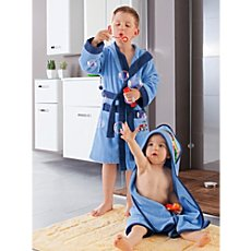 Kinderbutt terry bathrobe