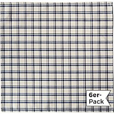 Pack of 6 Erwin Müller napkins