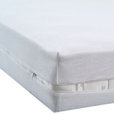 Terry mattress protection cover
