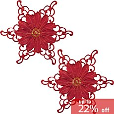 2-pack doilies