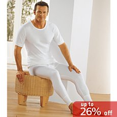 Con-ta  4-pack long underwear pants